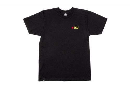 BSD Eject T-Shirt - Black - Small